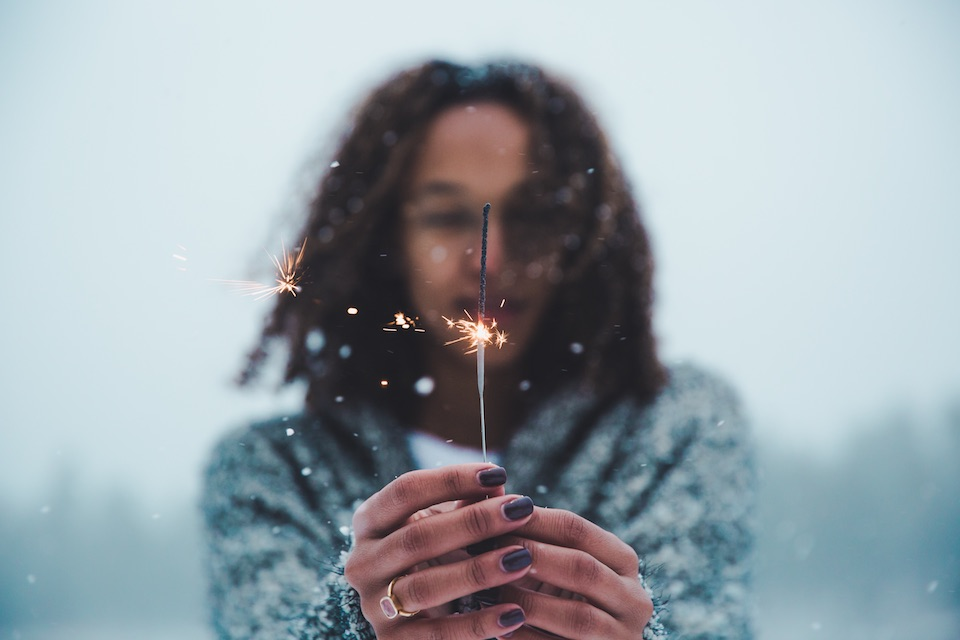 Small Ways To Be Happier This Year